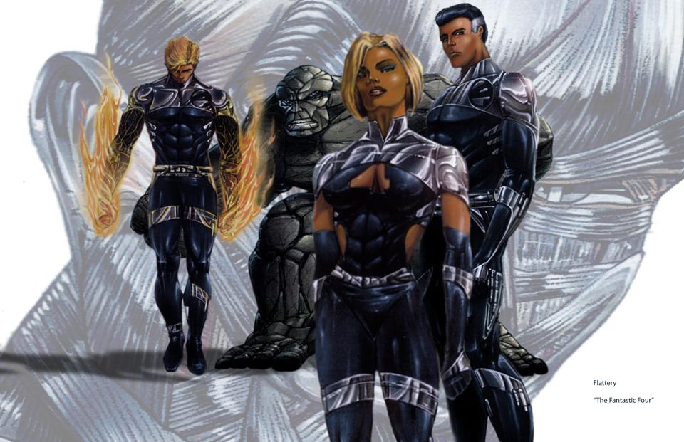 Fantastic Four: 1 & 2